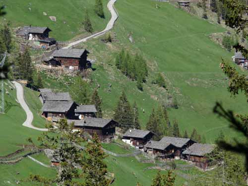 Höfe im Ultental