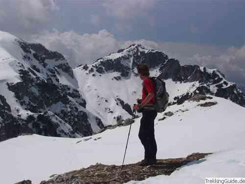 Klettersteig Julische Alpen : Die schönsten klettersteige in den julischen alpen