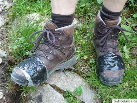 Schuhe Wanderschuhe, Bergschuhe, Trekkingschuhe