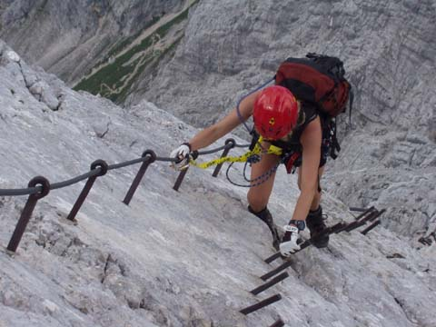 Klettersteig Set Wien : Bergfex klostertaler klettersteig am fallbach dalaas
