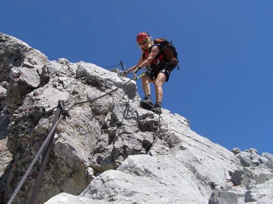 Klettersteig Am Ettaler Mandl : Klettersteige tourenvorschläge und infos