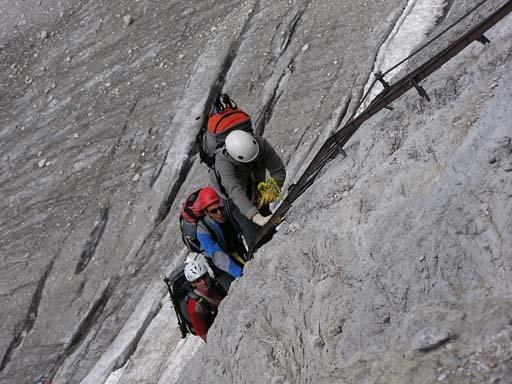 Klettersteigset Mit Bremse : Klettersteige tourenvorschläge und infos