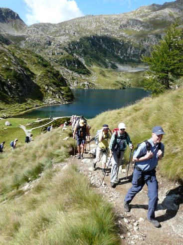 5 Laghi - Fünf Seen Tour