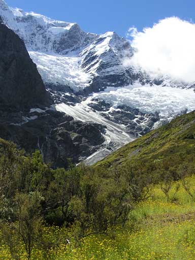 Rob Roy Valley Trek, Neuseeland