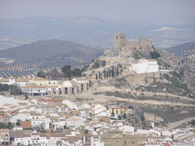 Luque, Andalusien, Spanien